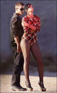Rihanna and Justin
