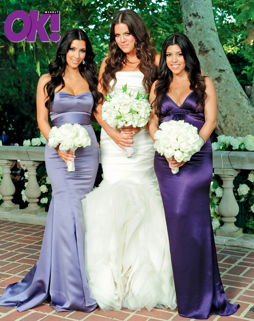 Khloe & Lamar's wedding Oct. 6
